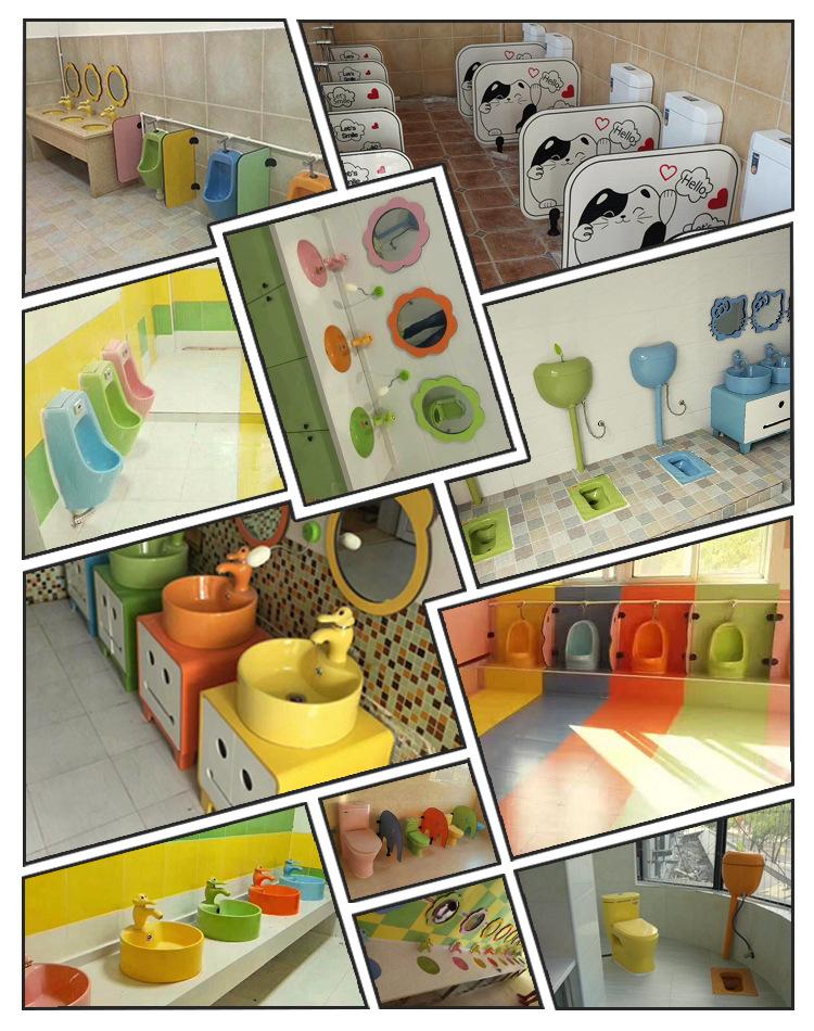 Lavabo tủ cho trẻ em nhựa PVC ( đôi)17012-2