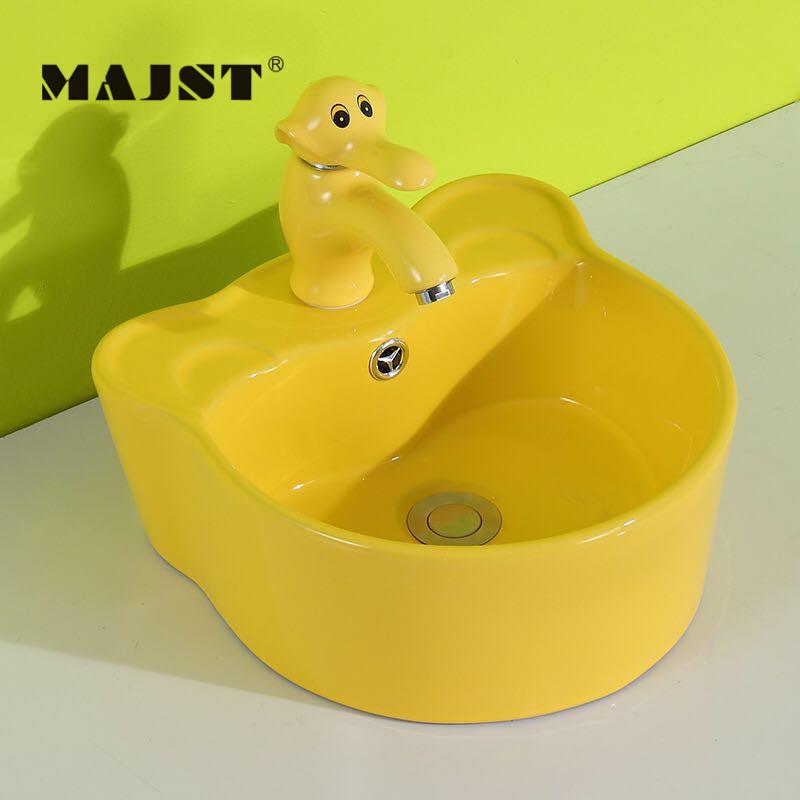 Chậu rửa tay cho trẻ em, Lavabo trẻ em 9804