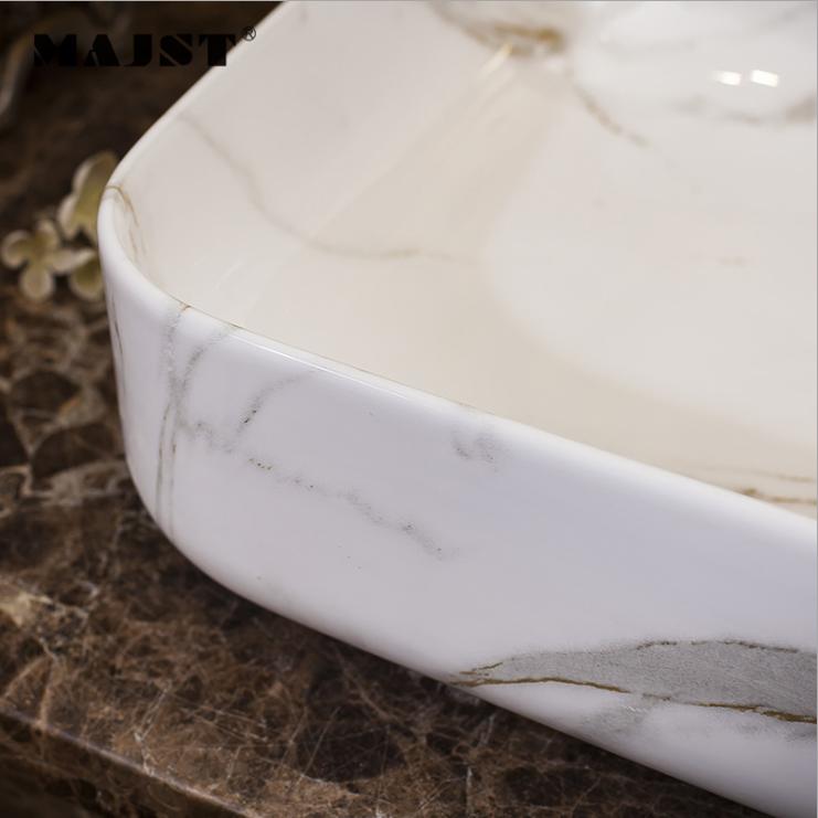 Chậu sứ đặt bàn, chậu sứ nghệ thuật , chậu rửa tay sứ. lavabo sứ